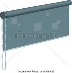 Blinds clipart closed