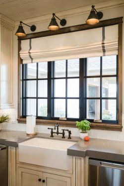 Blinds clipart kitchen window