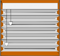 Blinds clipart window blind