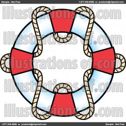 Cruise clipart life buoy