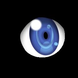 Blue Eyes clipart