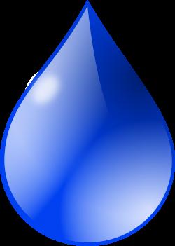 Waterdrop clipart