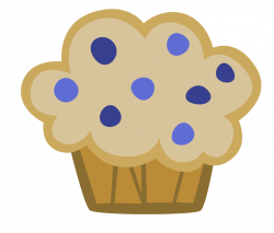 Plate clipart muffin