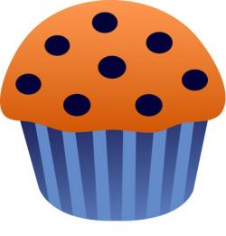 Blueberry Muffin clipart five