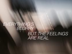Blur clipart sad