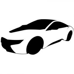 BMW clipart bmw i8
