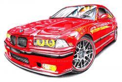 BMW clipart bmw m3