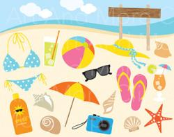 Products clipart beach item