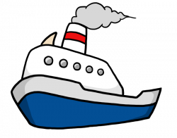 Ferry clipart ship