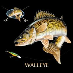 Boat House clipart walleye