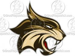 Puma clipart bobcat