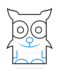 Bobcat clipart eyes
