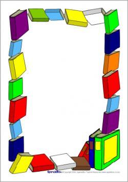 Bobook clipart frame