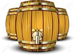 Barrel clipart keg