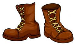 Boots clipart
