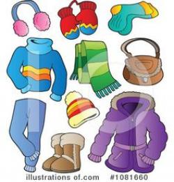 Capped clipart winter season clothes