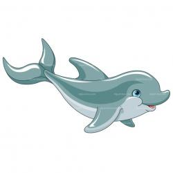 Dolphins clipart flipper