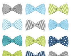 Irish clipart bow tie