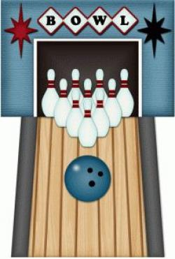 Alley clipart bowling lane