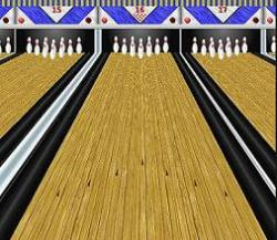 Alley clipart bowling alley