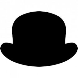 Bow Tie clipart derby hat