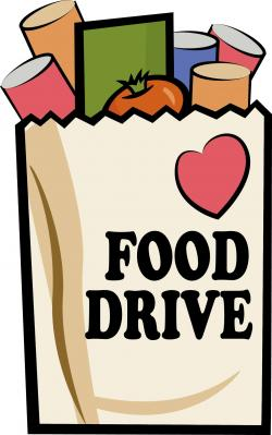 Can clipart thanksgiving food drive