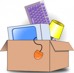 Office Move Clipart