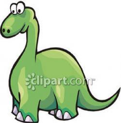 Herbivorous clipart brachiosaurus