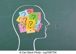 Question Mark clipart memory