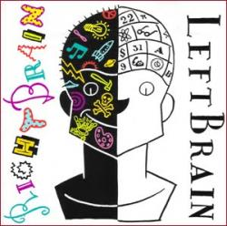 Brains clipart pop art