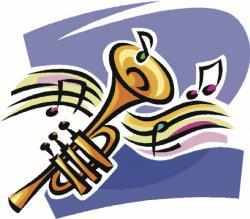 Musician clipart brass band