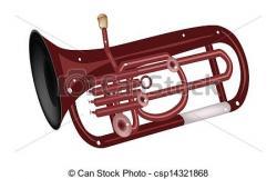 Brass clipart euphonium