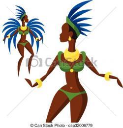 Carneval clipart brazil carnival