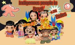 Brazil clipart indigenous