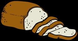 Roti clipart wheat bread