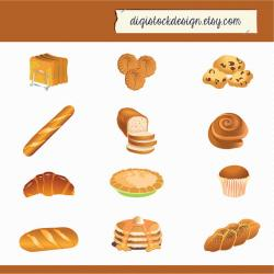 Cereal clipart bread baker