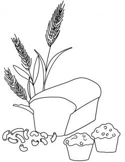 Drawn pasta