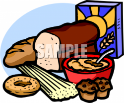 Cereal clipart grain group