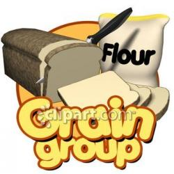 Grains clipart grain bag