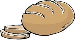 Bread clipart roller