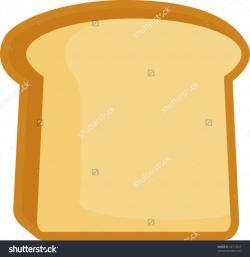 Toast clipart slice bread