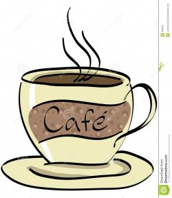 Teacup clipart poetry cafe