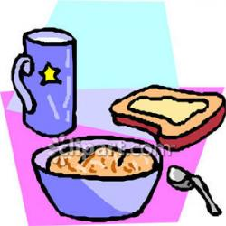 Cereal clipart cartoon