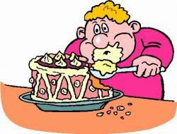 Diner clipart eating habit