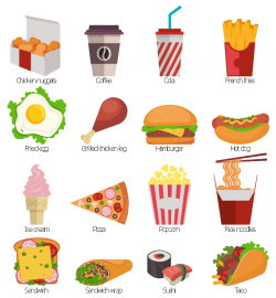 Snack clipart fats