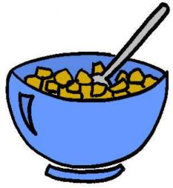 Breakfast clipart porridge bowl