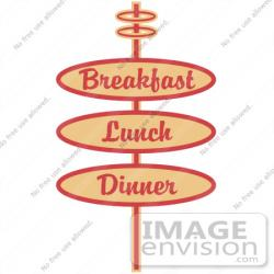 Breakfast clipart restaurant food