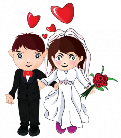 Groom clipart cartoon