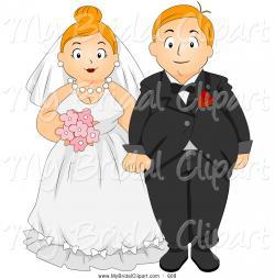 Bride clipart skinny bride
