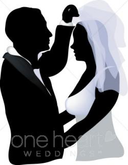 Groom clipart wedding veil